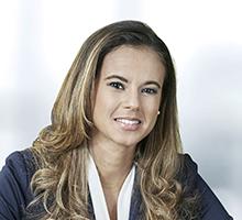 Audrey Lopez de la Osa, Conseillère en gestion de patrimoine / Wealth Management Advisor