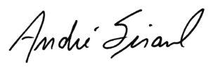 Signature André Sirard