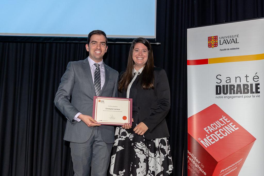 Bourse d'études Financière des professionnels - Université Laval - Faculté de médecine