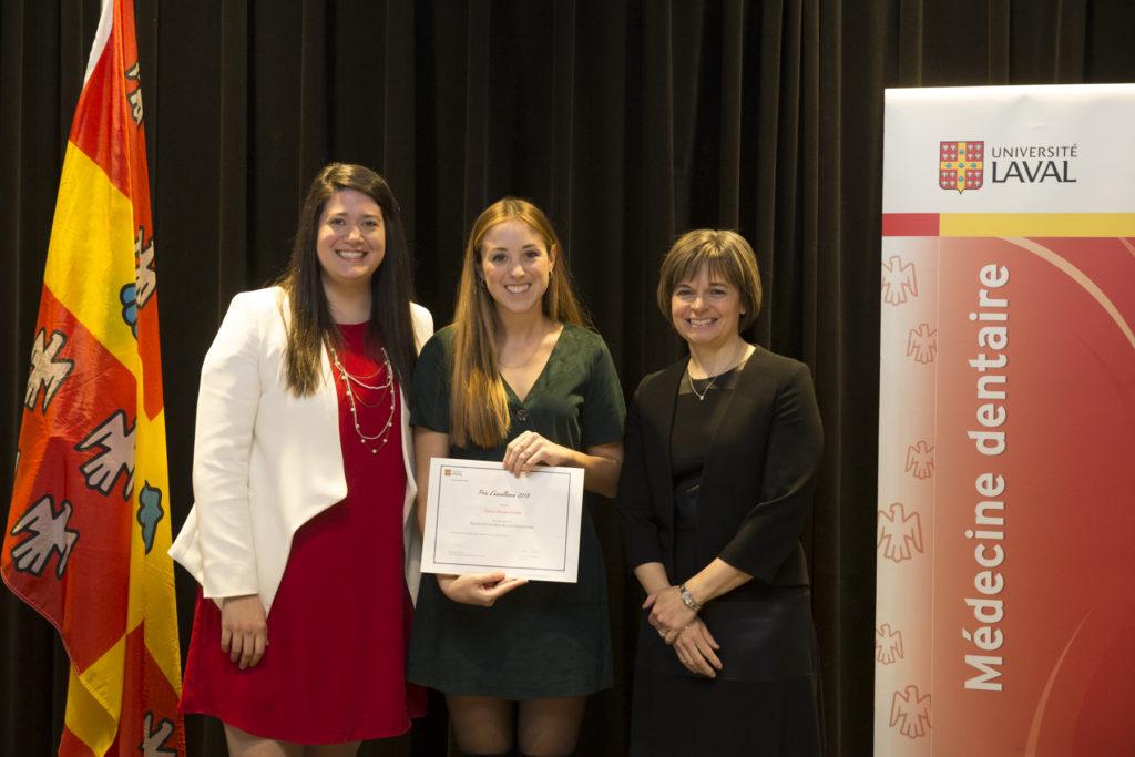 Bourse d'études Financière des professionnels - 2018 - Université Laval - Faculté médecine dentaire