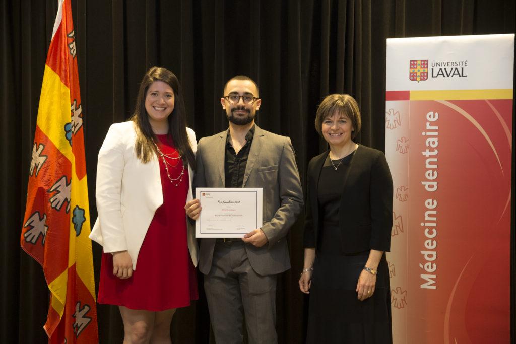 Bourse d'études Financière des professionnels - Université Laval - Faculté médecine dentaire