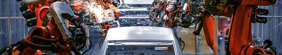 Panorama Financier - Image de production automobile